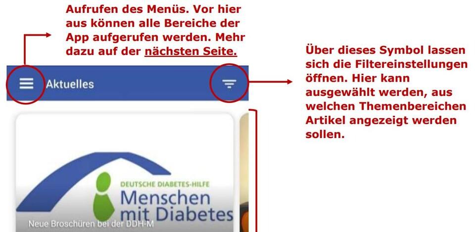 Schnappschuss App Anleitung DDH-M Digital