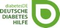 Logo von diabetesDE ─ Deutsche Diabetes Hilfe