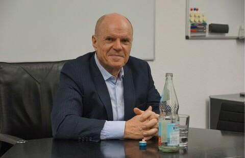Rainer Obenauer, VDBS Geschäftsführer